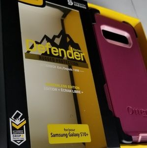 Galaxy S10+ Plus Otterbox Defender Phone Case